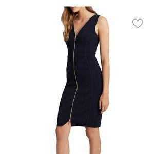 Reiss Zip front dress in size small Open to Offers